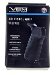 VISM AR-15 M4 Polymer Pistol Grip With Bottom Storage Compartment